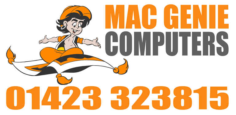 Mac Genie Computers - iPhone, iPad, MacBook Pro, Air, iMac, Mac Pro & PC repair specialists in Boroughbridge, Ripon, Knaresborough, Thirsk, Harrogate